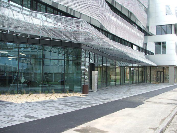 Nantes Biotech, hôtel d'entreprises dédié aux biotechnologies Nantes