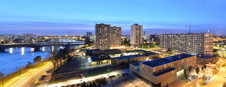 projet Malakoff Centre Nantes