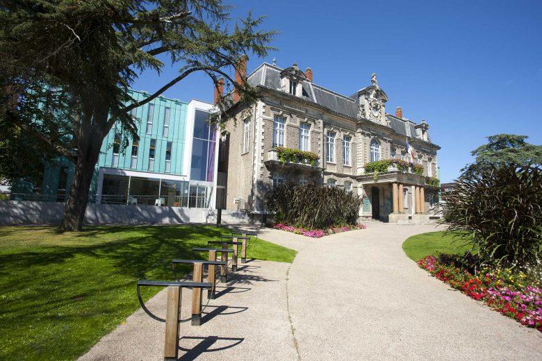 Restructuration Mairie de Chantenay Nantes