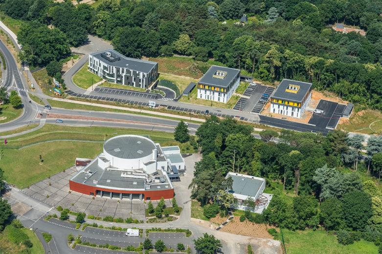 Terrain d'activités Bois Cesbron à Orvault