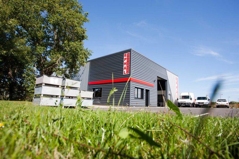 Entreprise Ephal Echafaudages | Zone d'activités Le Landas Saint Jean de Boiseau