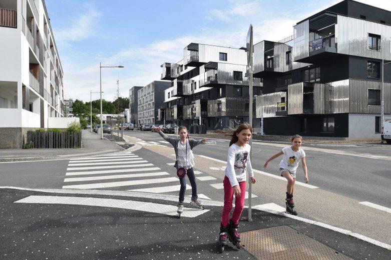 projet urbain Erdre Porterie