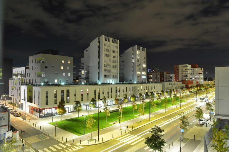 projet urbain Euronantes Gare