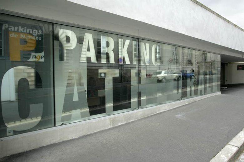 parking public Cathédrale Nantes