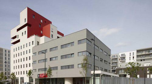 Aménagement siège Crédit Municipal Nantes