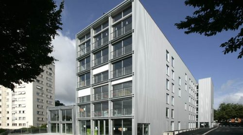 Réhabilitation immeuble DRAC Nantes
