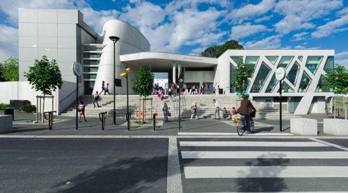 école Dervallières-Chézine Nantes