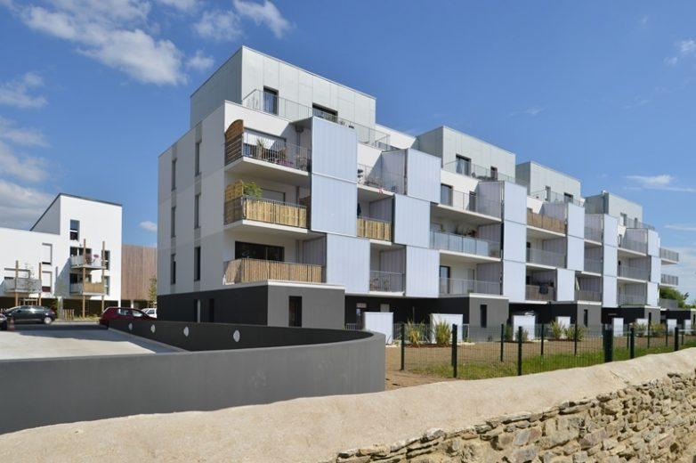 Les Terrasses Du Halage Nantes Metropole Amenagement