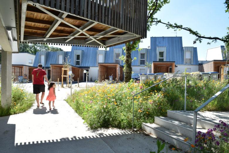 projet urbain Les Vignes Les Sorinières