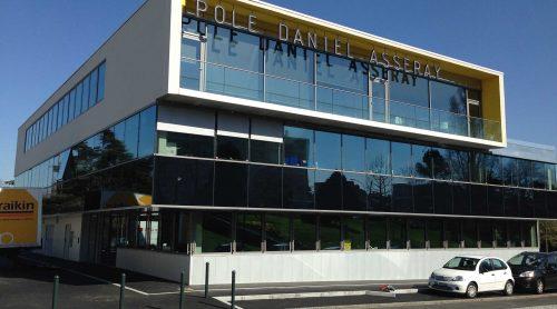 Pôle Daniel Asseray Dervallières Nantes