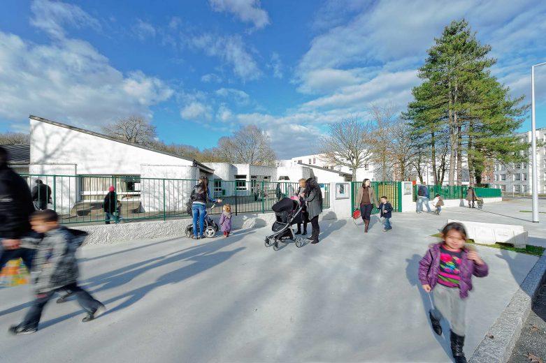 projet Bout des Landes Bruyères