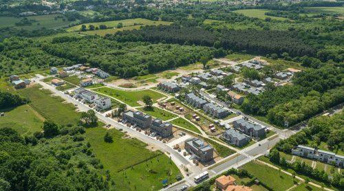 projet urbain Les Ormeaux Bouaye