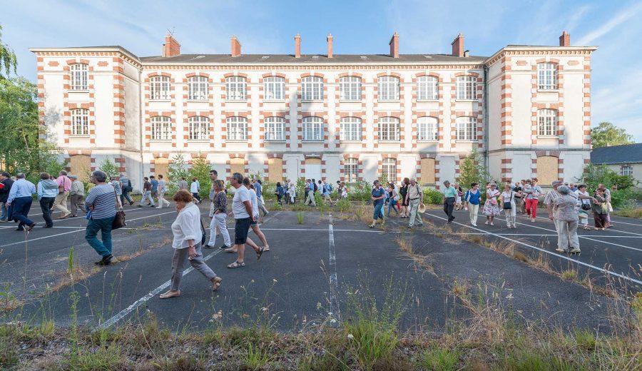 projet urbain caserne Mellinet Nantes