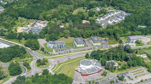 terrain d'activités Bois Cesbron