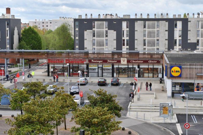 centre commercial Rezé Château