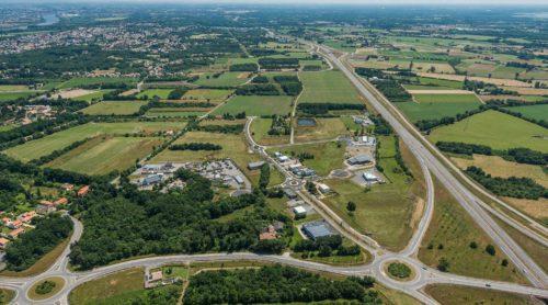 Zone d'activités Le Landas Saint Jean de Boiseau