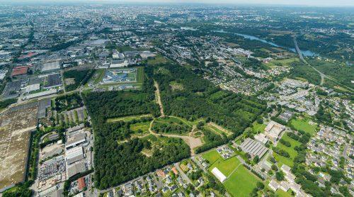 projet urbain Champ de Manoeuvre