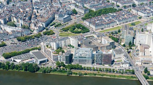 Gloriette Hôtel Dieu Nantes