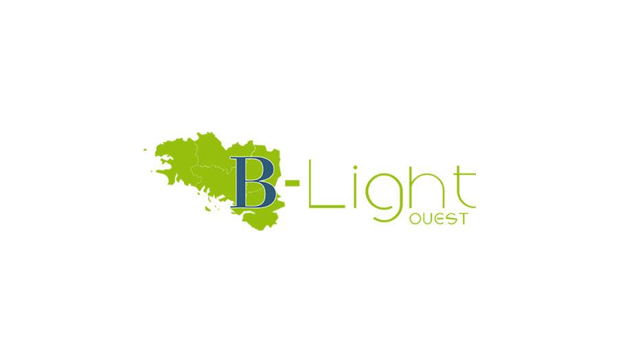 Logo B-Light Ouest