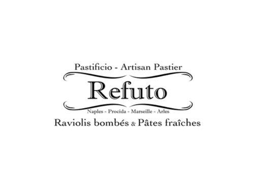 Refuto, raviolis bombés et pâtes fraîches