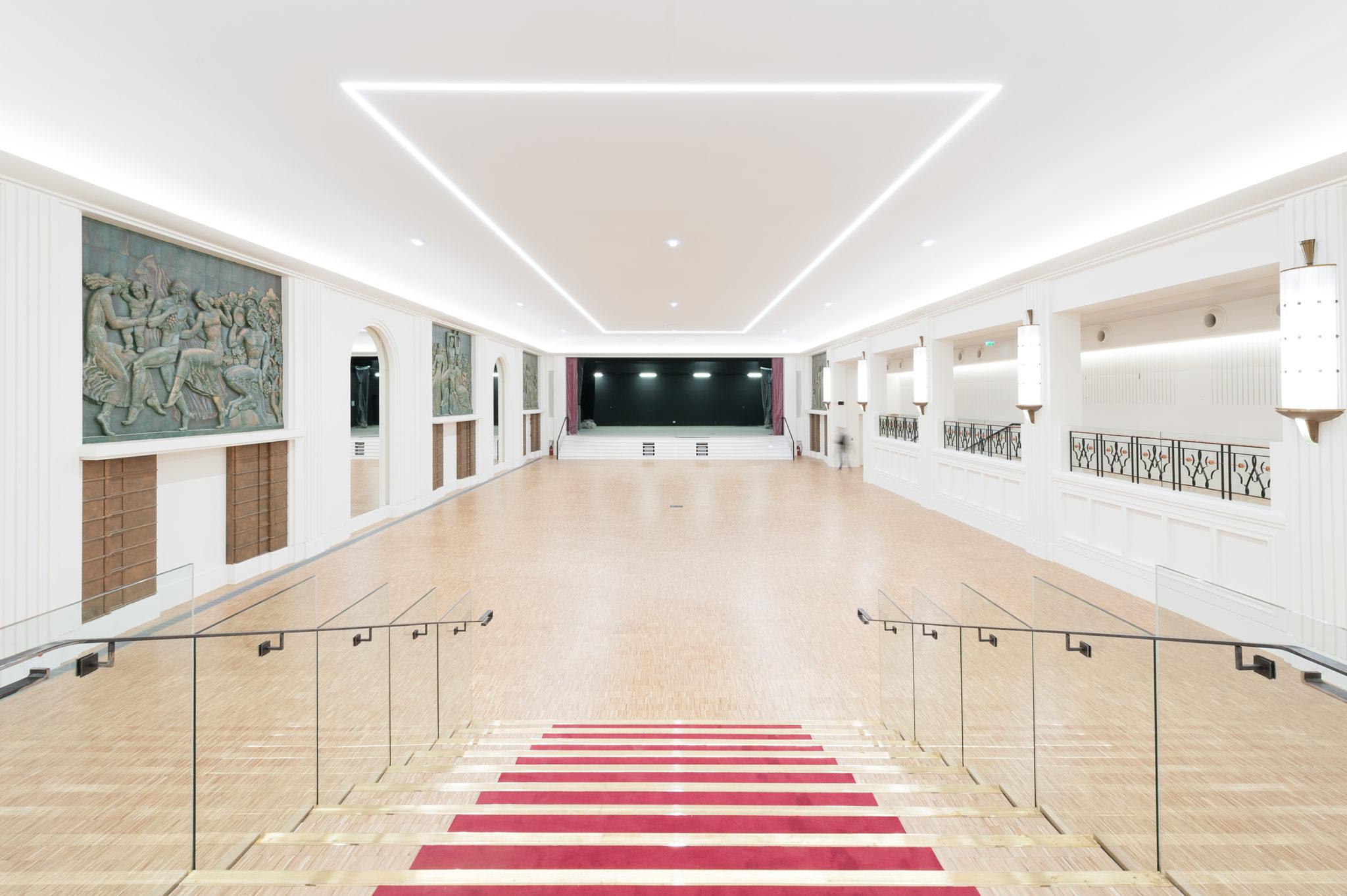Le Nouveau Salon Mauduit Rendu Aux Nantais Nantes Metropole Amenagement