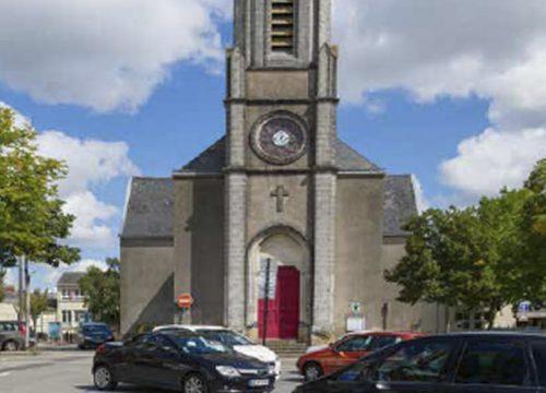 Place des Tonneliers, futur parvis piéton